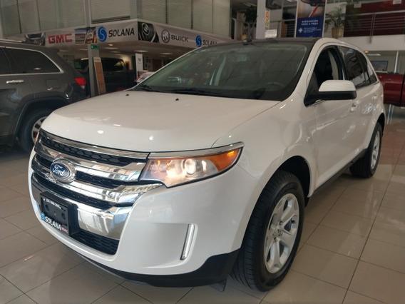 Ford Edge Limited 2013 Blanco Platino