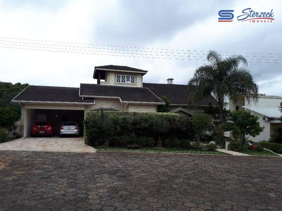 Casa Residencial À Venda, Vila Embaré, Valinhos. - Ca1002