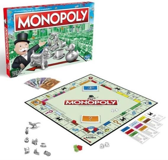 Brinquedo Jogo Monopoly