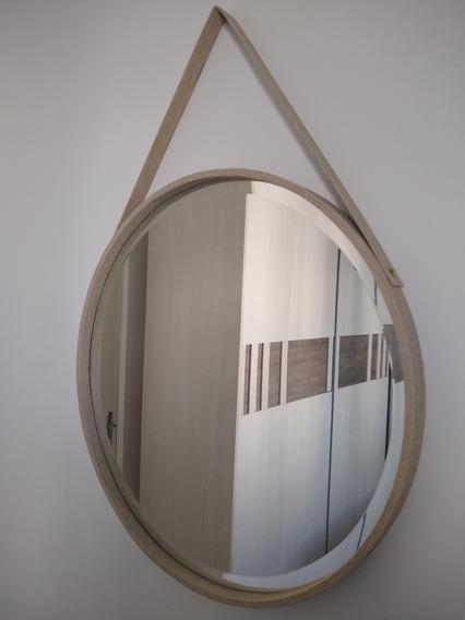 Espelho Decorativo Adnet Redondo Diam. 60cm Frete Gratis