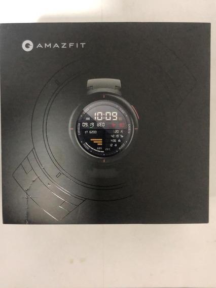 Relógio Amazifit Verge Preto Com Defeito