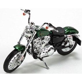 Moto Coleccion 1:12 Harley David 2013 Xl 1200v (no Envios)