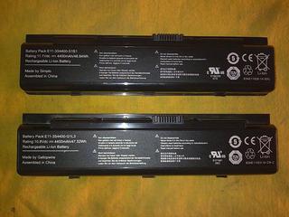 Baterias Compatible Netbook Gobierno X 5 Unidades