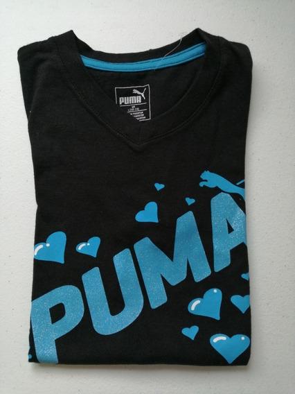 Playera Puma - Niña
