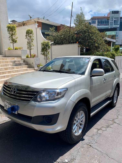 Toyota Fortuner Fortuner At 2.7