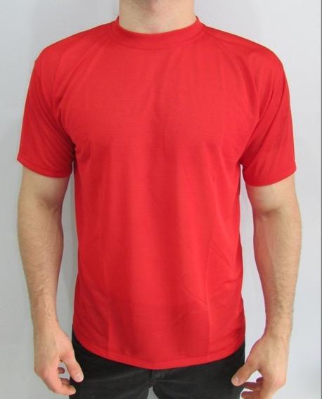Kit 20 Camiseta Masculina Poliéster Camisa Fazemos Estampa