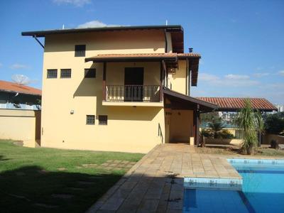 Casa Residencial Para Venda E Locação, Fazenda Santa Cândida, Campinas. - Ca0518