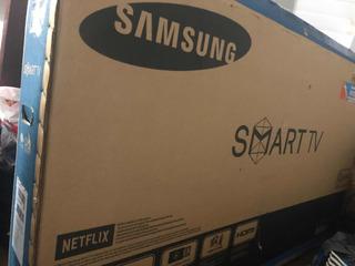Televisor Samsung Smart Tv 50 Averiado X Golpe En Traslado
