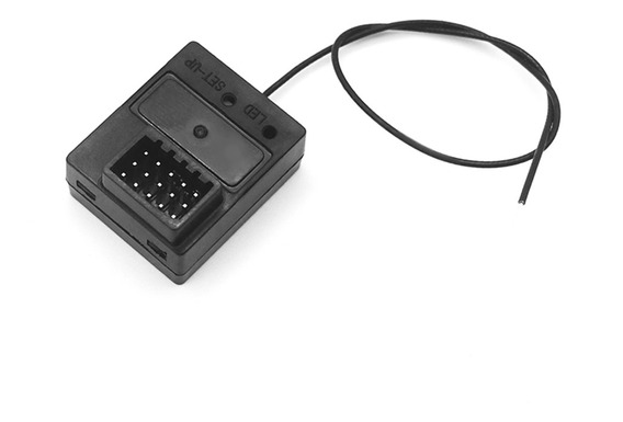 Dasmikro 2.4ghz Fh3 Fh4 Dual Id 4-channel Receptor De