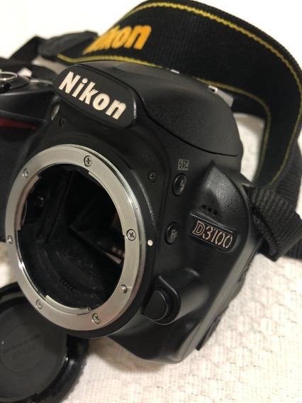 Camera Nikon D3100 E Sony Nex F3
