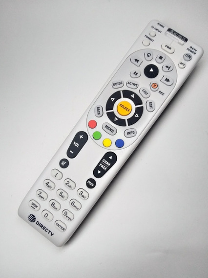 Control Para Decodificador Direc Tv
