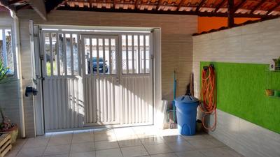 Linda Casa Nova De 2 Dormitórios C/ Suite /portão Automático