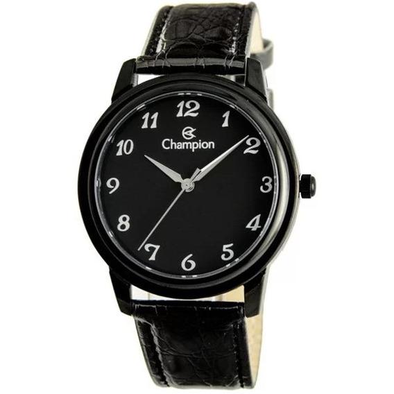 Relógio Champion Masculino Ch22153n, C/ Garantia E Nf