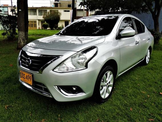 Nissan Versa Advance 4.000 Km 1.600 Aa Mt Fe 2ab Abs