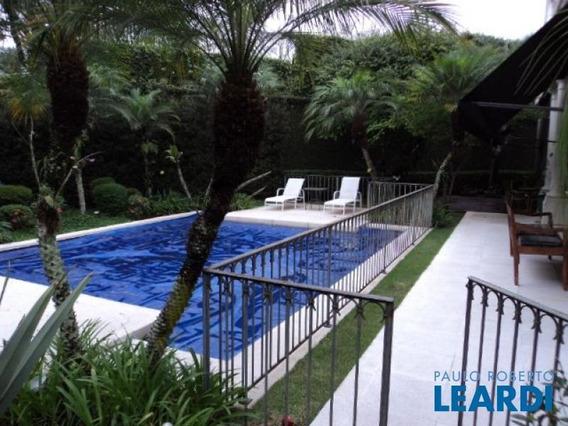 Casa Assobradada - Cidade Jardim - Sp - 375629