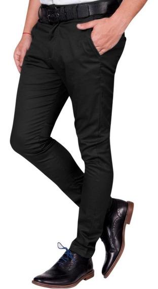 Pack X 2 Pantalón Corte Chino