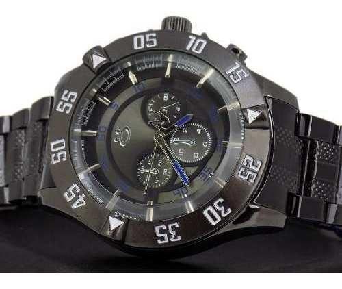 Relógio Edition Masculino Black Linha