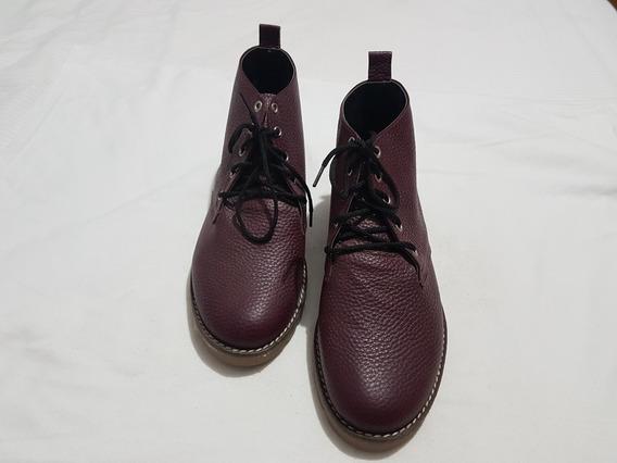 Chavitos Zapatos Cuero Laura Pepe Cantero