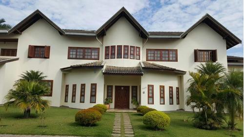 Casa Com 6 Dormitórios À Venda, 780 M² Por R$ 2.900.000,00 - Jardim Botânico (sousas) - Campinas/sp - Ca2242
