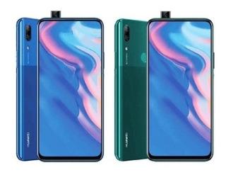 Huawei Y9 Prime $300, P20 Lite $230, Y6 2019 $160