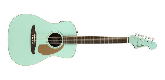 Guitarra Electro Acústica Fender Malibu Con Fishman Cuotas