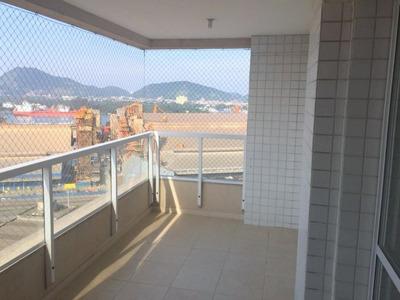 Apartamento Residencial Para Locação, Ponta Da Praia, Santos. - Ap0461