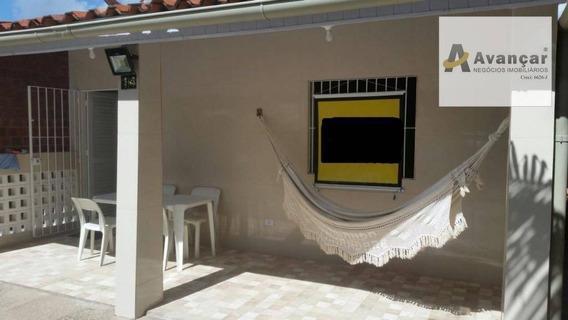 Casa Em Tamandaré Com 3 Dormitórios - Ca0138