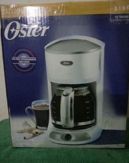 Cafetera Oster 12 Tasas Modelo 3196