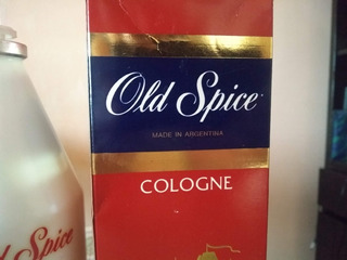 Perfume Old Spice 280 Ml Colonia Opalina Hombre Vintage Ant