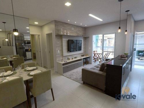 Lançamento No Villa Branca Green Life, Apartamento 65m² À Venda, À 2 Minutos Da Dutra E Vista Incrível, Jacareí-sp - Ap2118
