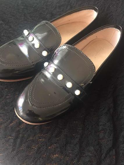 Zapato Charol Zara Calzado en Mercado Libre México