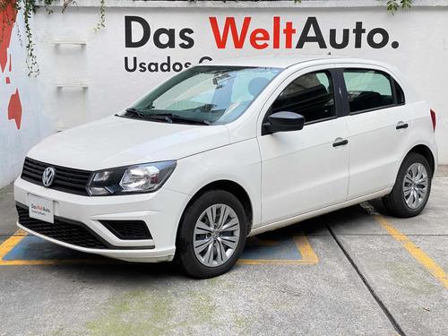 Imagen 1 de 14 de Volkswagen Gol 2020 1.6 Trendline Mt 5 P