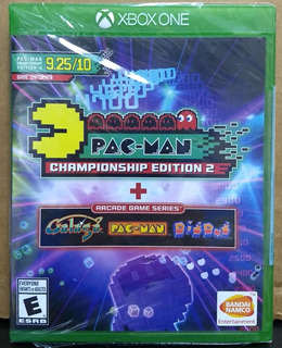 Pac-man Championship Edition 2 + Arcade Game Series.-one