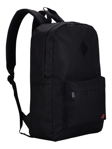 Mochila Topper Modelo Casual Black - Equipment Store