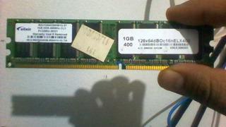 Memoria Ddr 1gb 400mhz