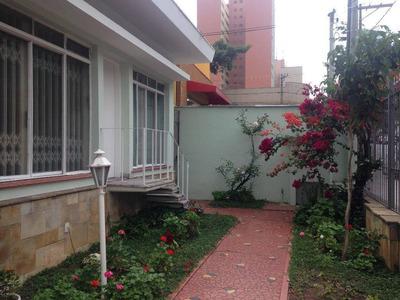 Casa Corporativa Para Locação, Cambuci, São Paulo. - Ca0108