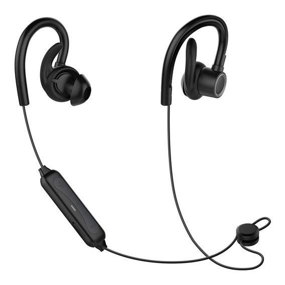 Fone De Ouvido Bluetooth Sem Fio Esportivo Sumexr Sly8 Preto