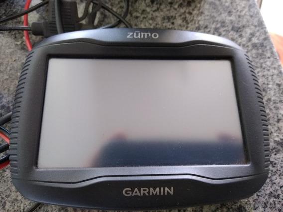 Gps Moto Garmin Zumo 395 Lm + Chicote 12v + Suporte Swmotech