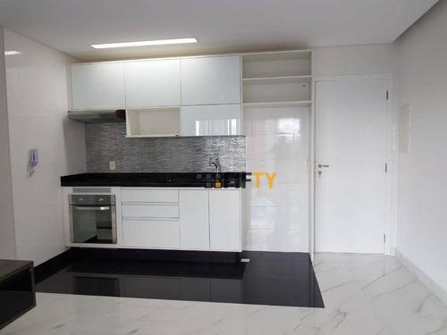 Apartamento Com 2 Dormitórios À Venda, 63 M² Por R$ 935.000,00 - Vila Cordeiro - São Paulo/sp - Ap41532