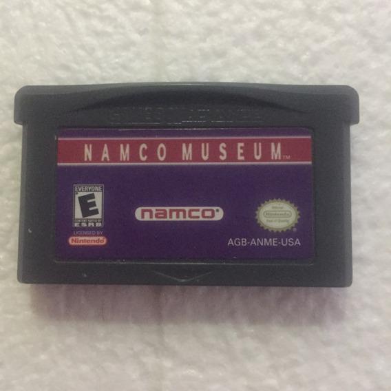 Namco Museum Game Boy Advance Original