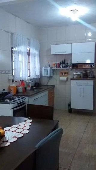Casa Com 2 Dormitórios À Venda, 150 M² Por R$ 295.000 - Jardim Das Maravilhas - Santo André/sp - Ca1805