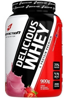Delicious Whey 900g Body Action - Melhor Que Best Whey Top
