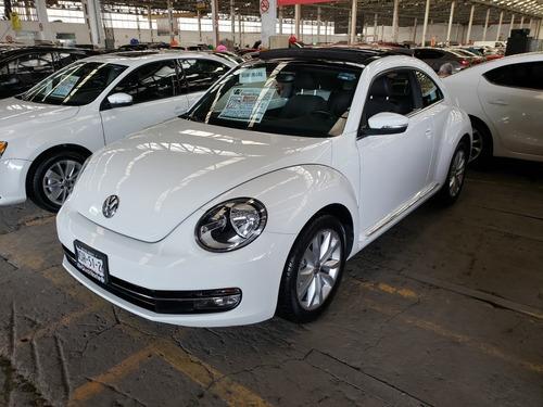 Imagen 1 de 10 de Volkswagen Beetle 2014 2.5 Sport At