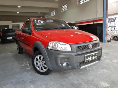 Fiat Strada Working 1.4 Flex Completa Menos Ar Condicionado