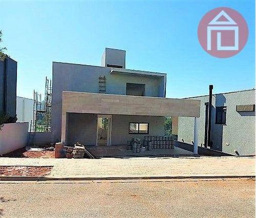 Imagem 1 de 16 de Casa Com 3 Suítes  À Venda, 363 M² Por R$ 1.815.000 - Condomínio Portal De Bragança - Bragança Paulista/sp - Ca2917