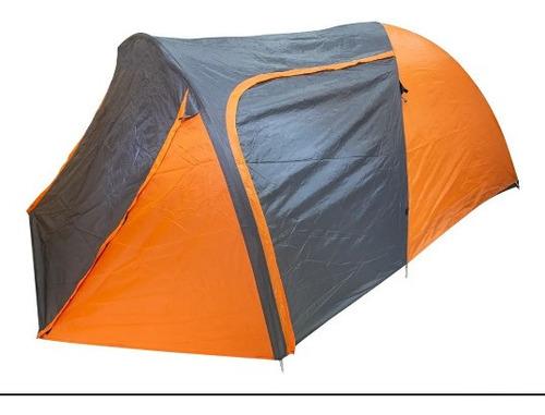 Carpa Para 4 Personas Kushiro Camping Incahuasi Envío Gratis