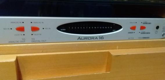 Vendo Conversor Aurora Lynx 16 + Cabos Db25 + Ltadt