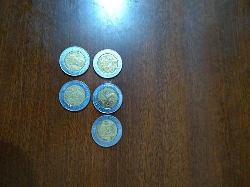 Imagen 1 de 4 de Vendo Monedas Conmemorativas.