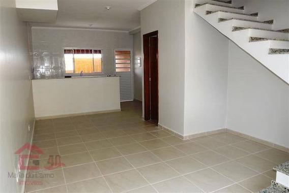 Casa Com 2 Dormitórios À Venda, 70 M² Por R$ 179.000 - Vila Vilma (mailasqui) - São Roque/sp - Ca1470