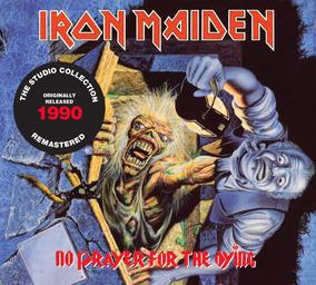 Cd Iron Maiden No Prayer For The Dying (1990) Em Estoque